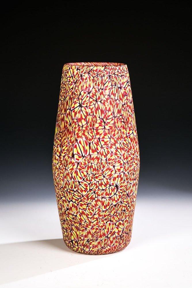 Vase ''Murrine Astratte''