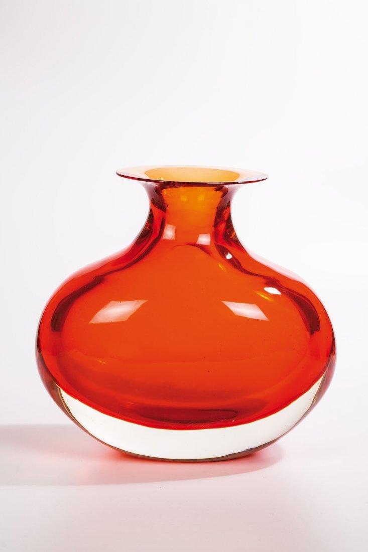 Grosse Vase ''Sommerso''