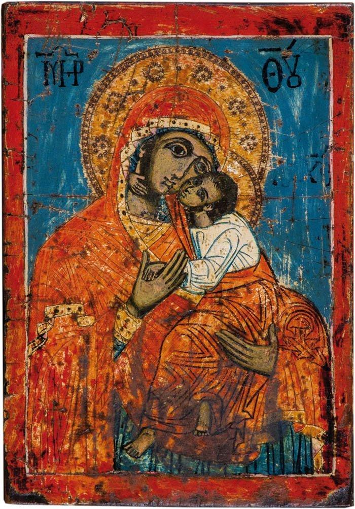 Gottesmutter Eleusa
