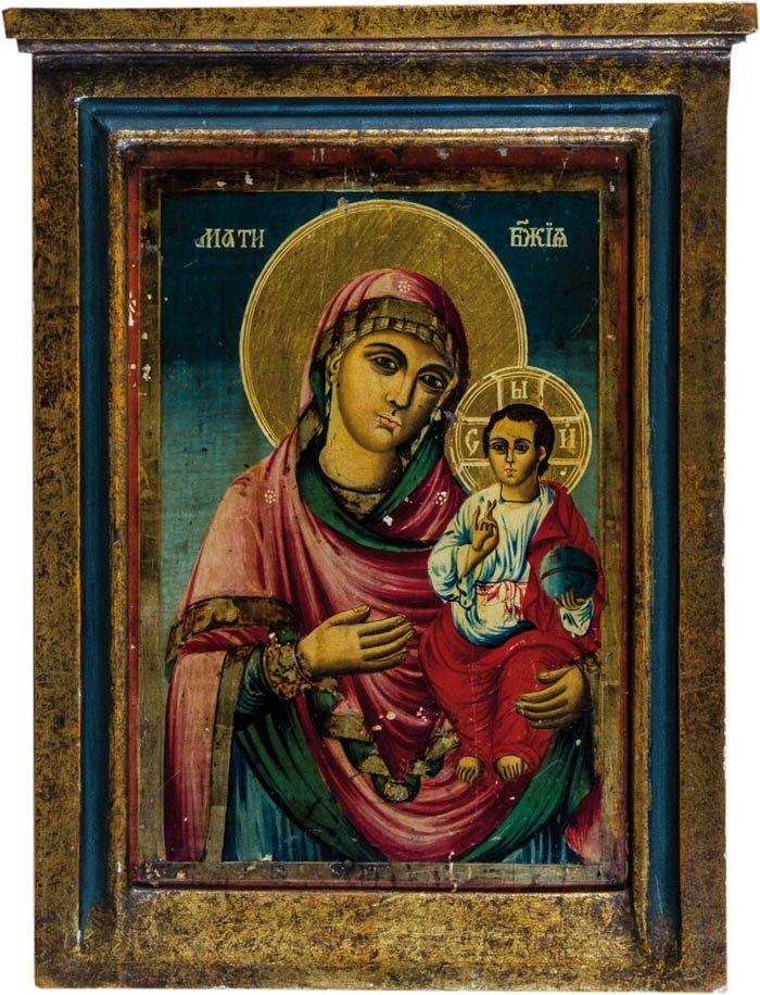 Gottesmutter Hodegetria