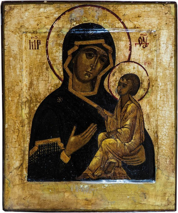 Gottesmutter von Tichwin (Tichwinskaja)