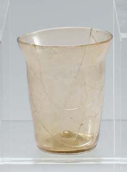 2: Becher - glass beaker
