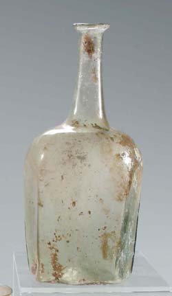 3: Seltene Flasche - rare glass bottle