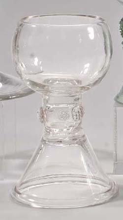 8: Seltener Römer - rare roman glass cup
