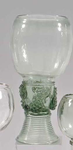 9: Römer - roman glass cup