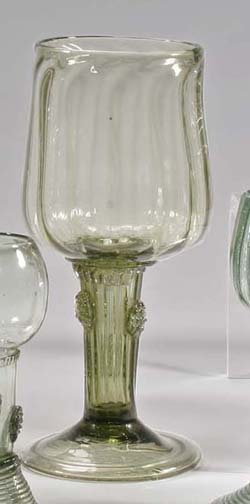 11: Seltener Römer - rare roman glass cup