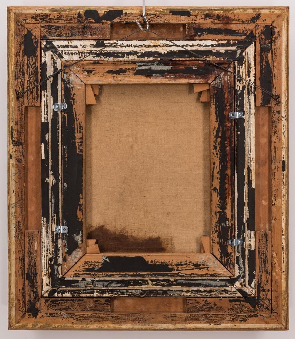 Alboy- Rebovet Oil on Canvas, The Letter - 10