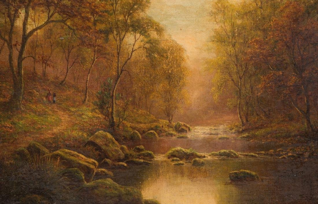 William Mellor, O/C, Posforth Ghyll