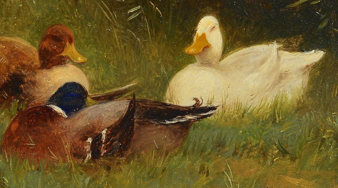 Constant Artz, O/B, Duck Painting - 4