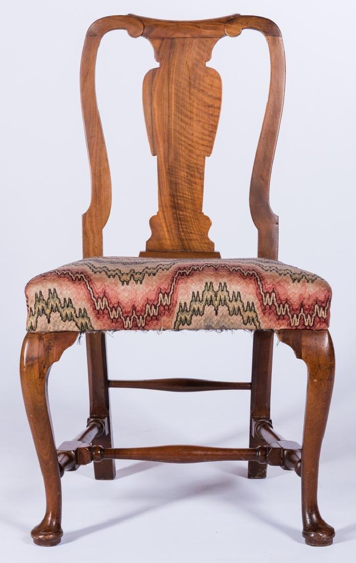 Queen Anne Chair, possibly Southern - 10