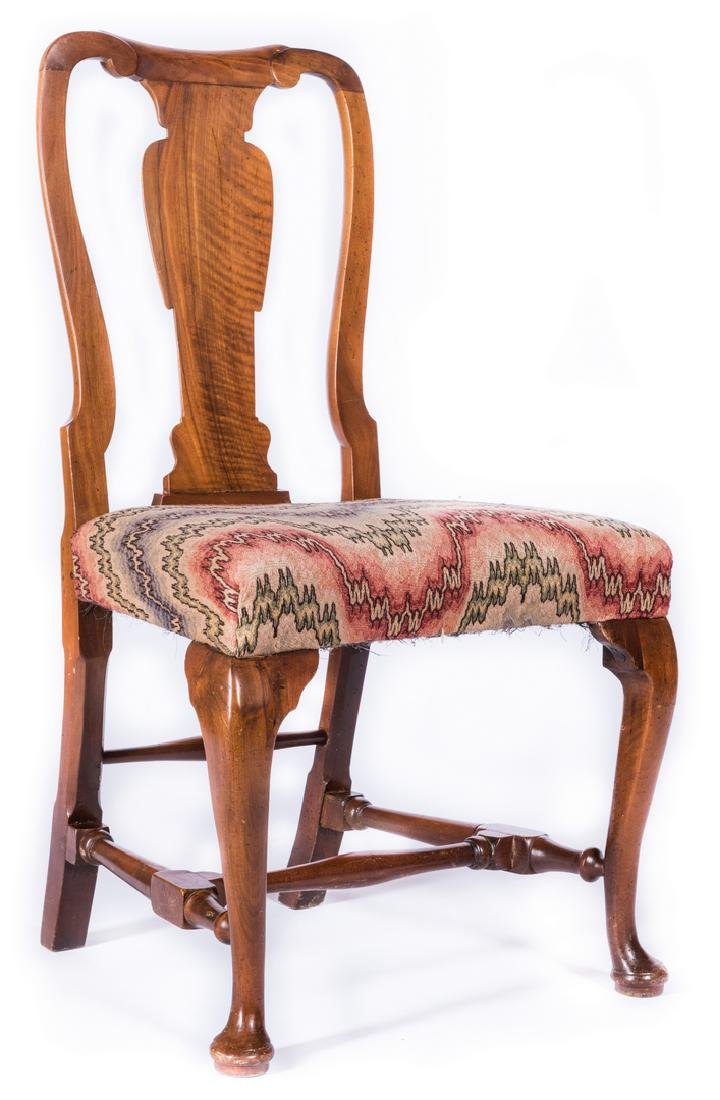 Queen Anne Chair, possibly Southern