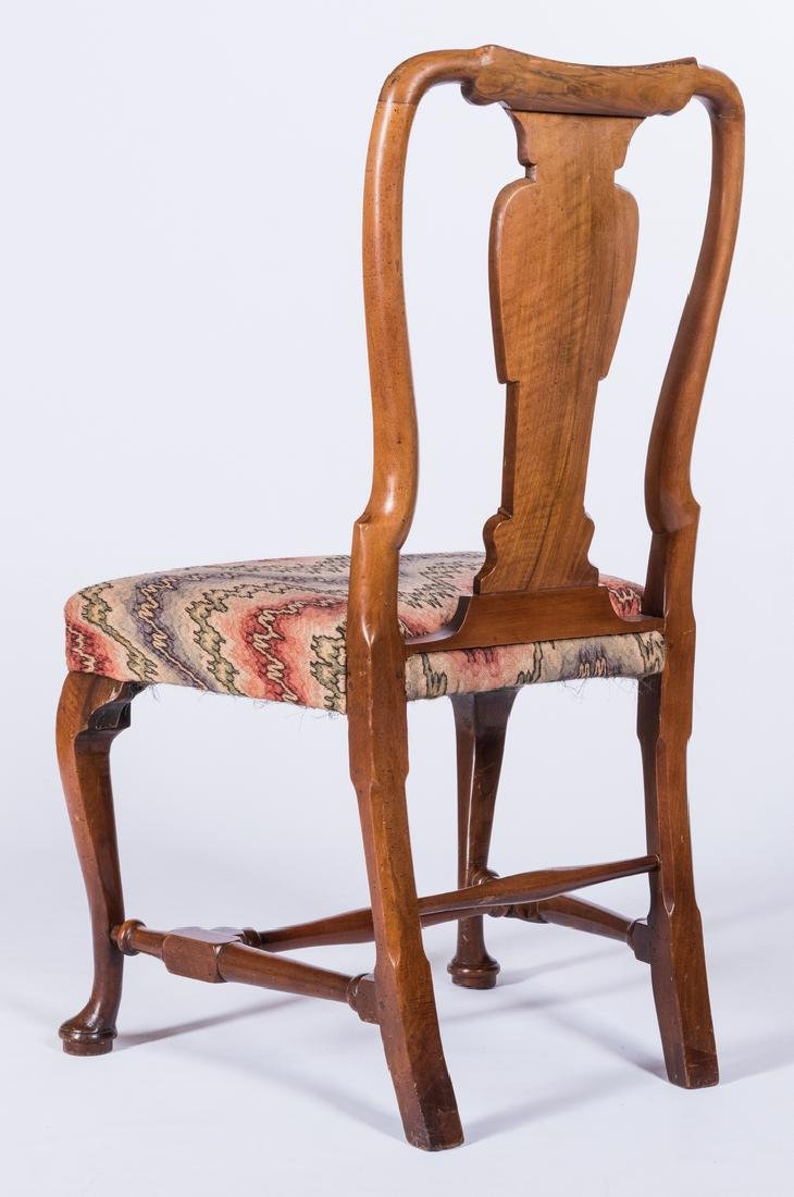 Queen Anne Chair, possibly Southern - 4