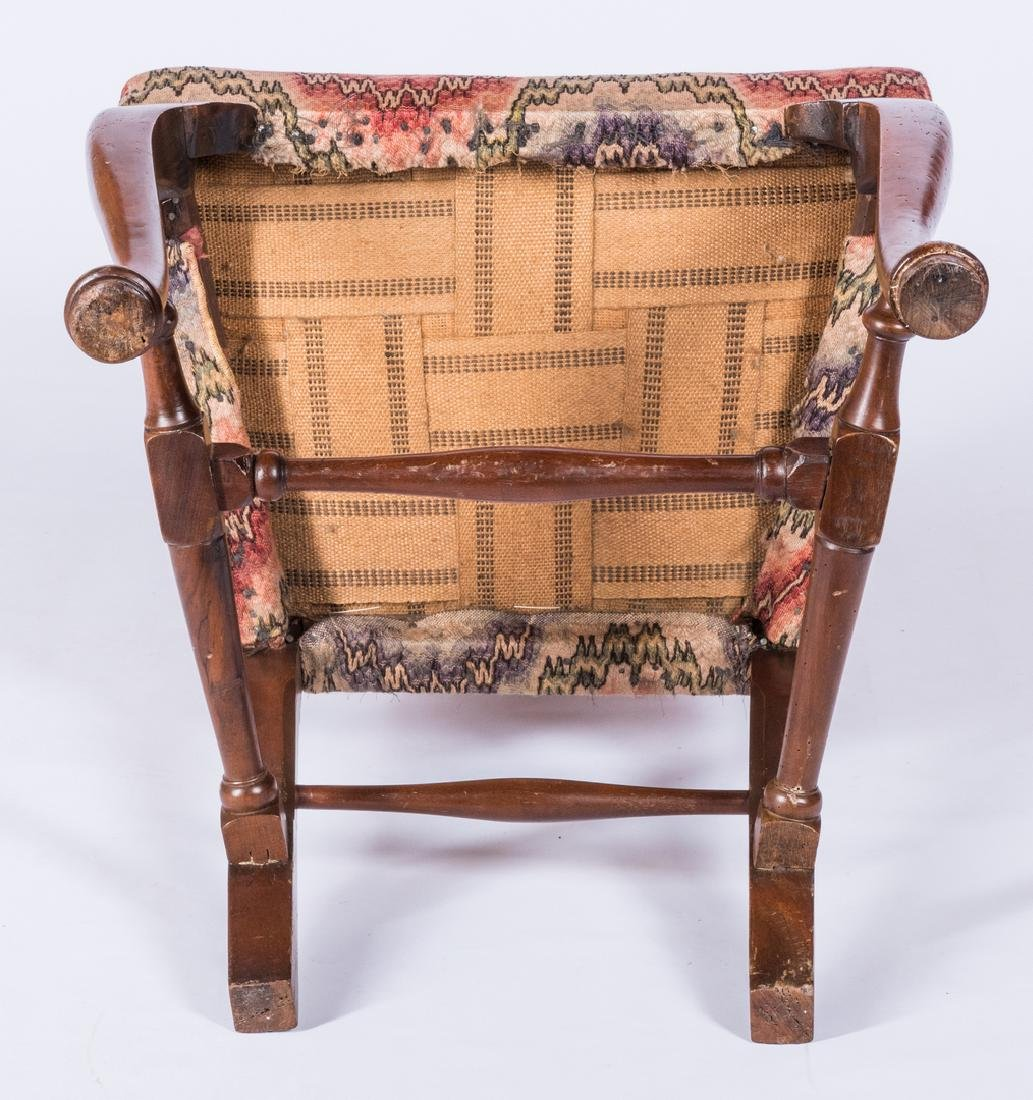 Queen Anne Chair, possibly Southern - 8