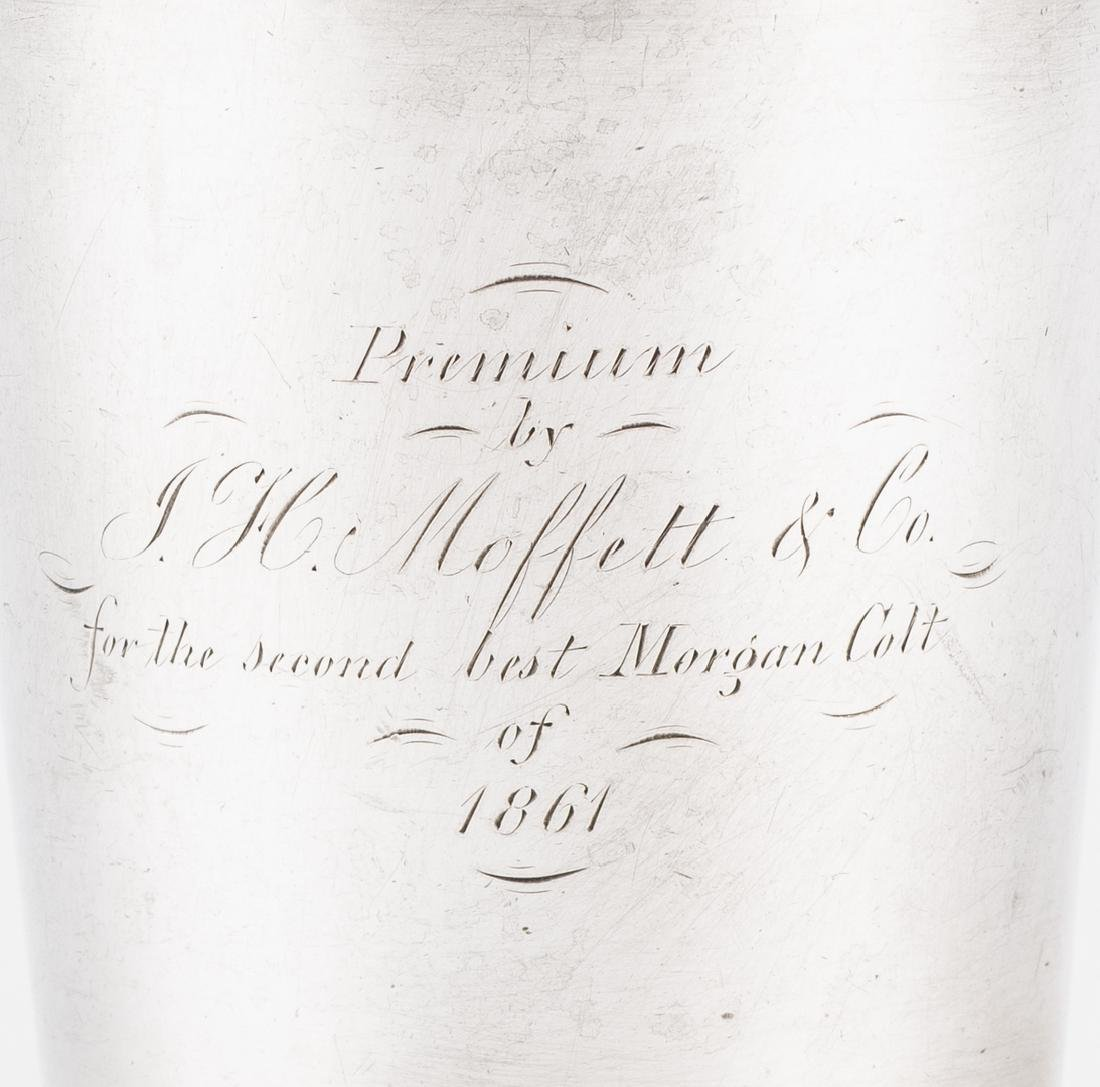 """KY Coin Silver Julep Cup, Prize for """"2nd Best Morgan - 3"""