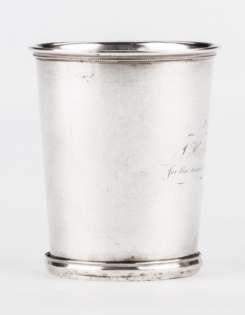 """KY Coin Silver Julep Cup, Prize for """"2nd Best Morgan - 4"""