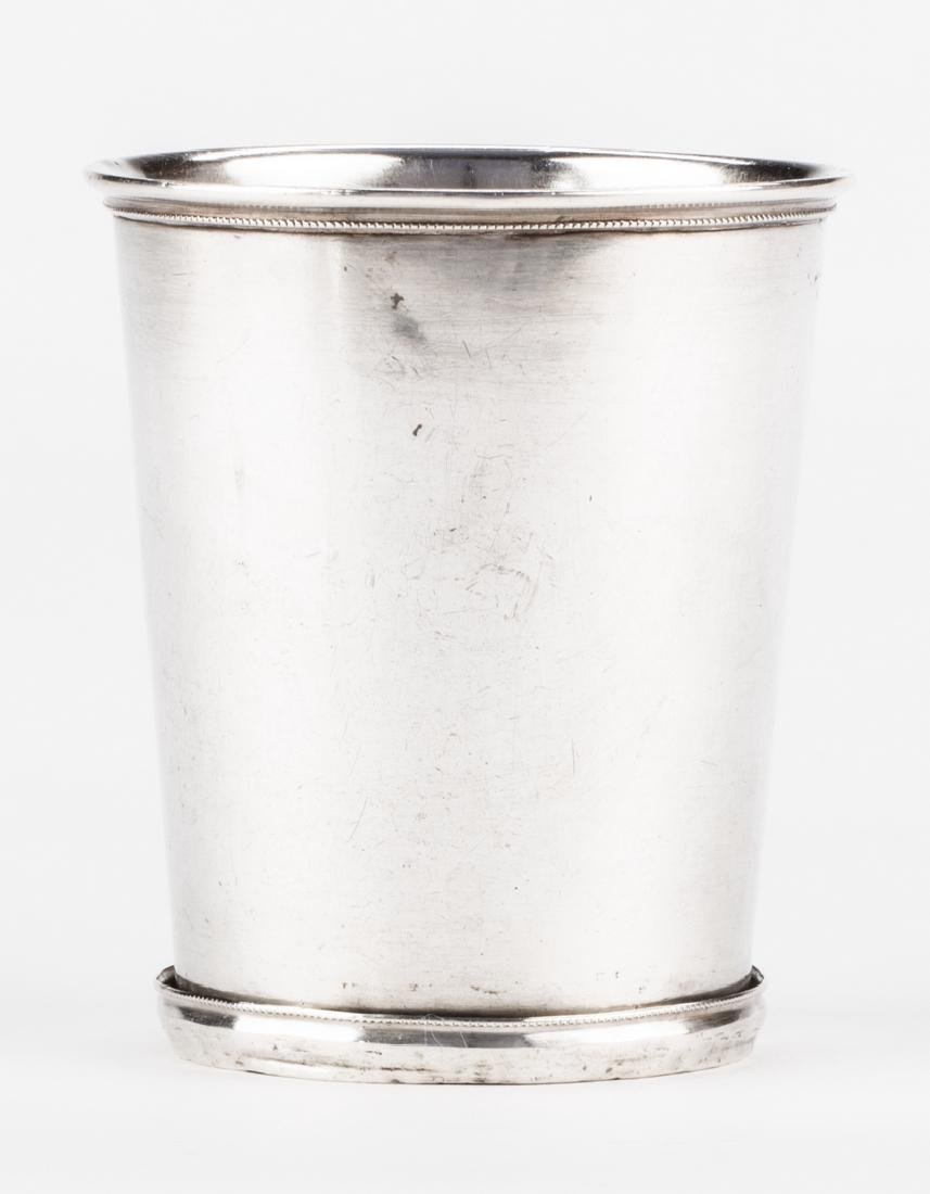 """KY Coin Silver Julep Cup, Prize for """"2nd Best Morgan - 5"""