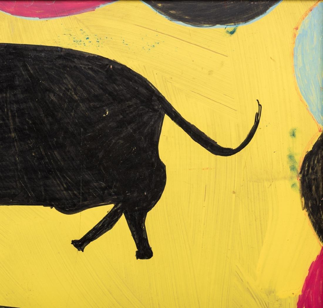 3 R. A. Miller Folk Art Plaques - 10