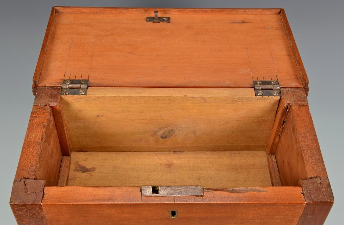 Miniature TN Blanket Box - 7