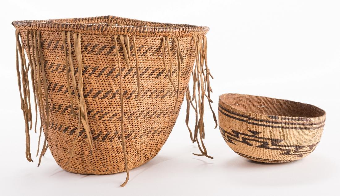 3 Native American Baskets, inc. Havasupai - 2