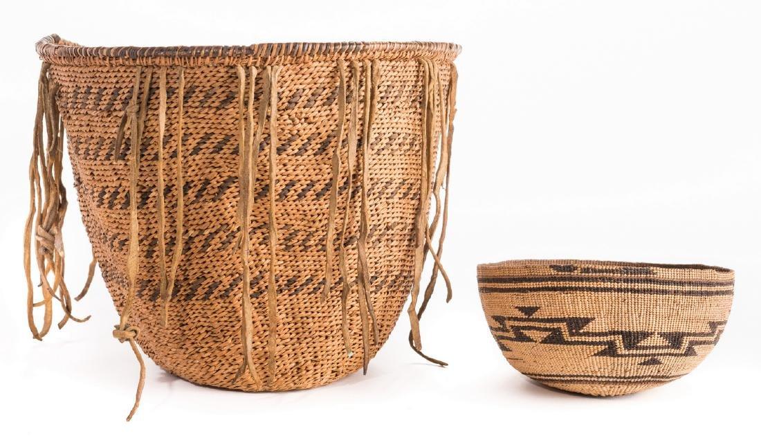 3 Native American Baskets, inc. Havasupai - 4