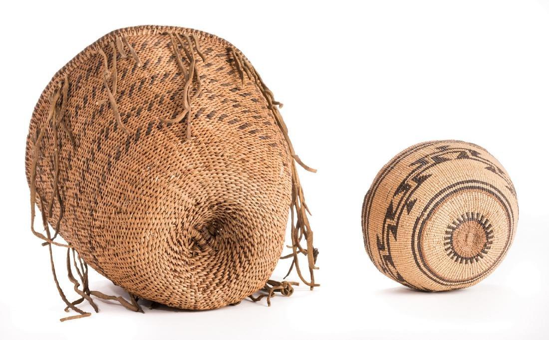 3 Native American Baskets, inc. Havasupai - 7