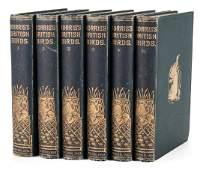 History of British Birds F Morris 1891 6 Vols
