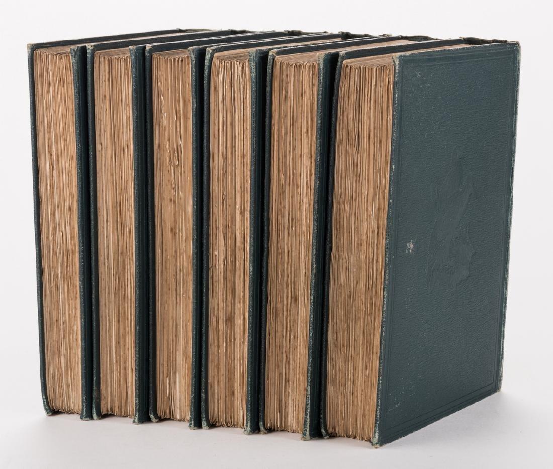 History of British Birds, F. Morris, 1891, 6 Vols. - 3