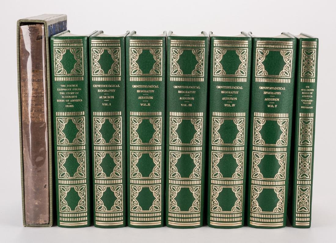 8 Audubon Books inc. 1846 Quadrupeds Text Vol. 1