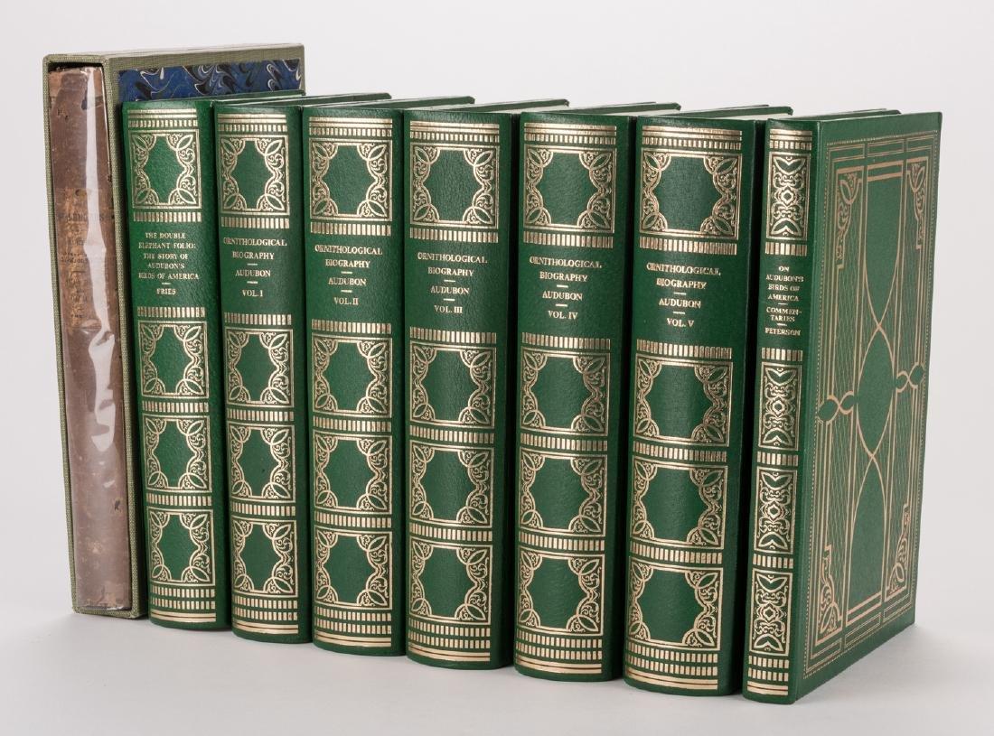 8 Audubon Books inc. 1846 Quadrupeds Text Vol. 1 - 2