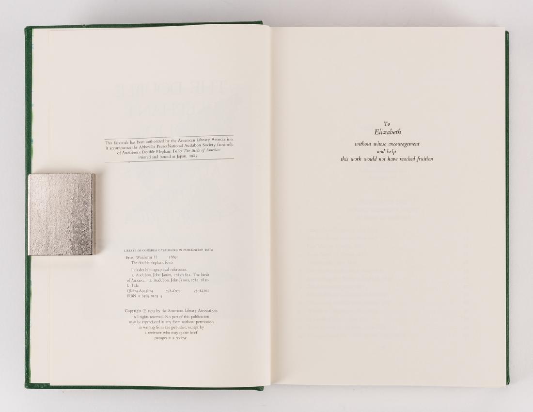 8 Audubon Books inc. 1846 Quadrupeds Text Vol. 1 - 6