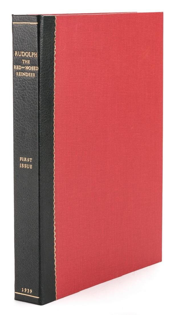 Rudolph the Red-Nosed Reindeer 1st Ed