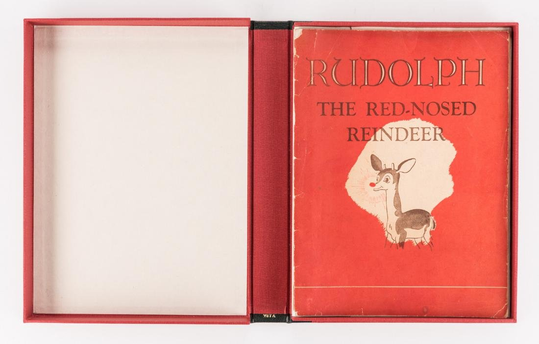 Rudolph the Red-Nosed Reindeer 1st Ed - 2