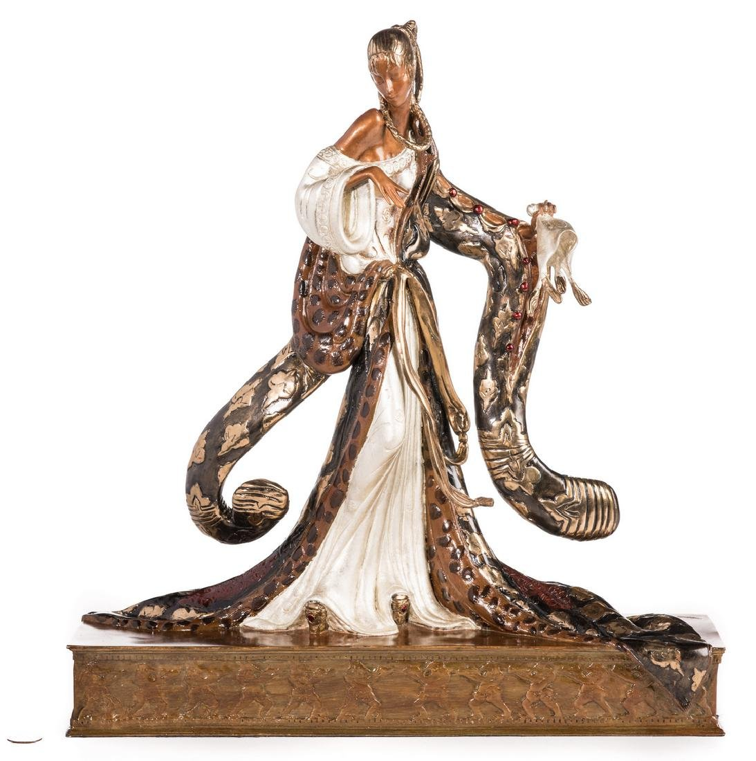Erte Sculpture, Rigoletto