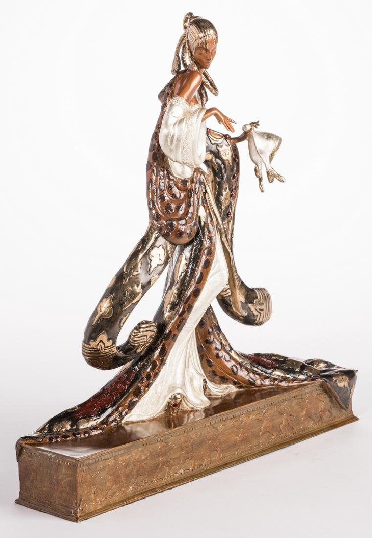 Erte Sculpture, Rigoletto - 3