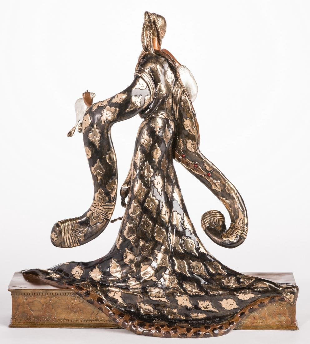 Erte Sculpture, Rigoletto - 4