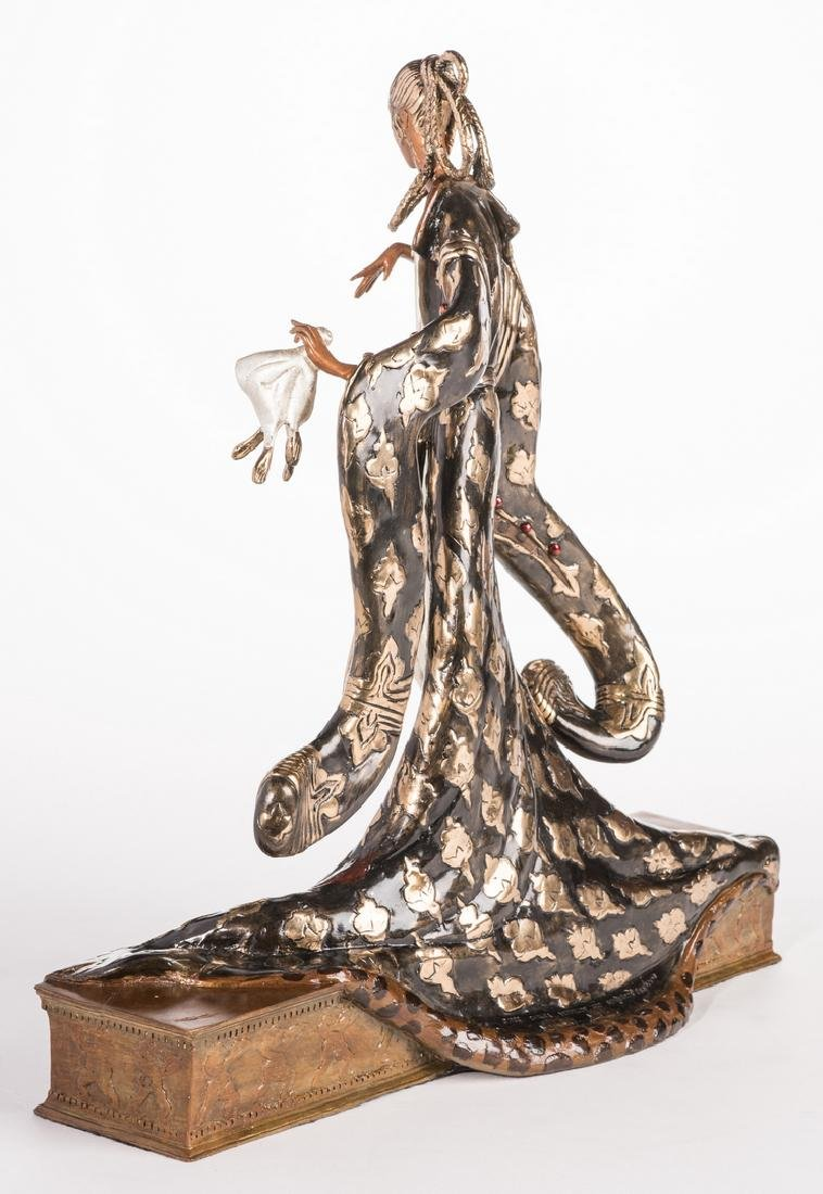 Erte Sculpture, Rigoletto - 7