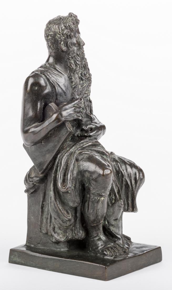 2 Bronze Pavilions plus Moses Sculpture - 9