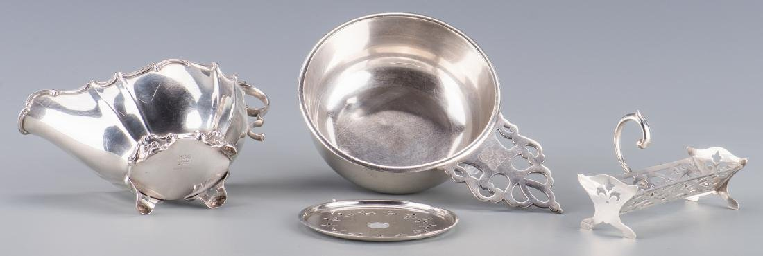 Mixed Sterling Silver Hollowware, 16 pcs - 6