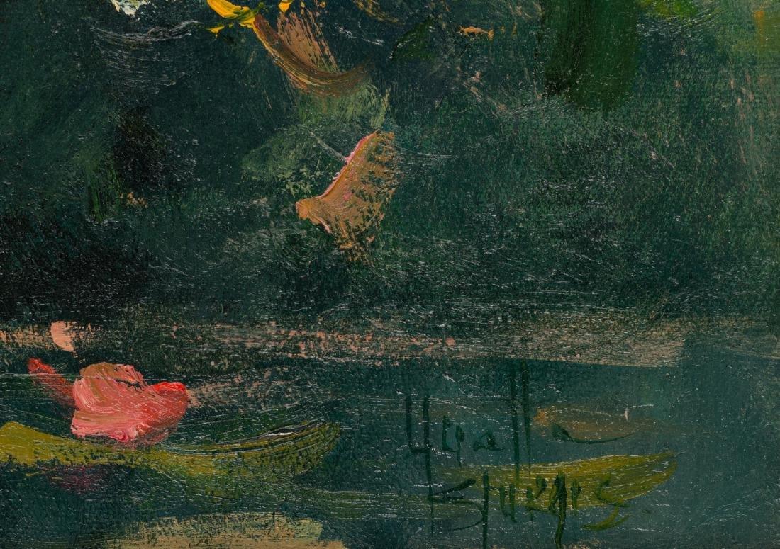 Yvette Sturgis, O/C, Still Life Painting - 3