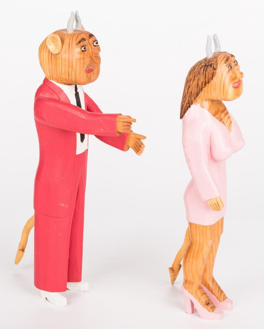 Sulton Rogers Devil Couple, 2 items - 4