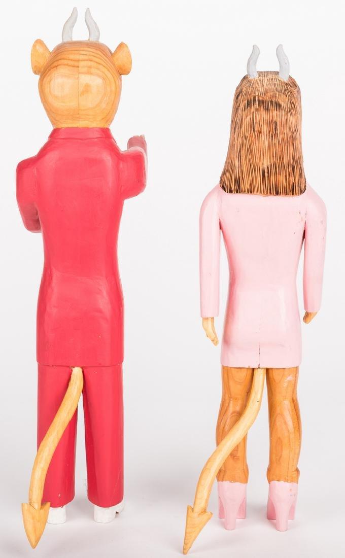 Sulton Rogers Devil Couple, 2 items - 5