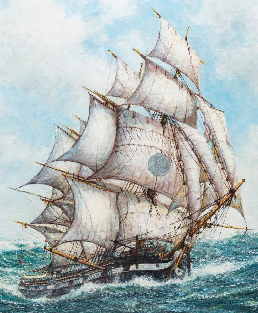 Robert Edmund Lee, O/C, Montezuma - 10