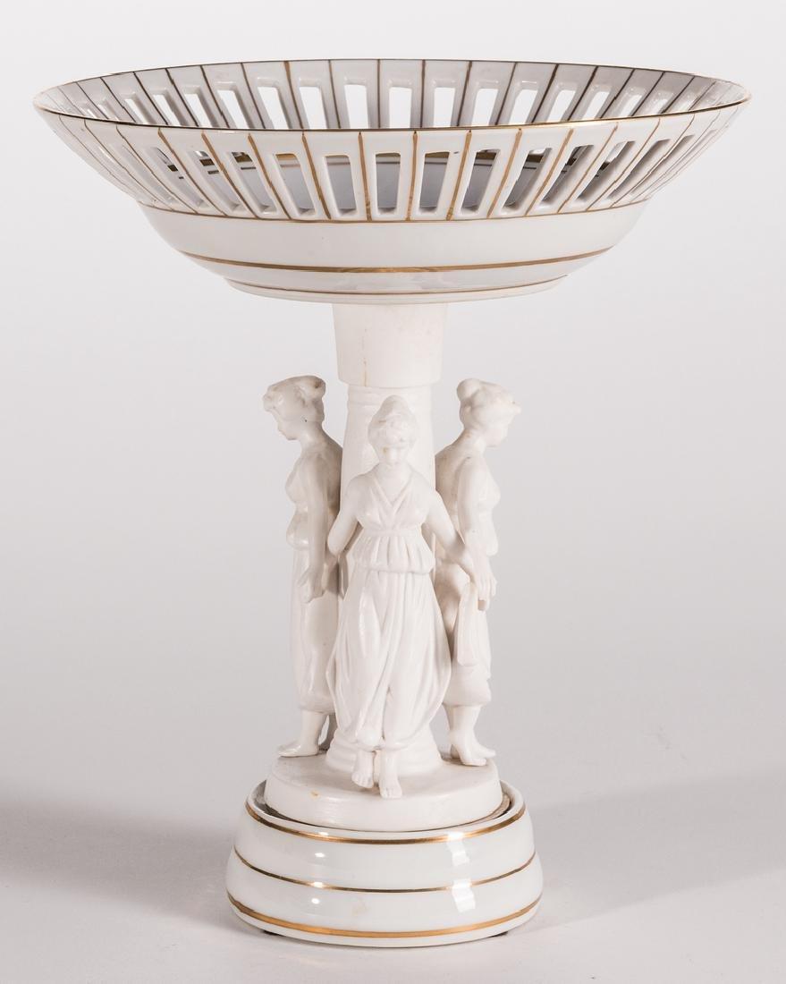 European Figural Centerpiece & Pr. Neoclassical - 2