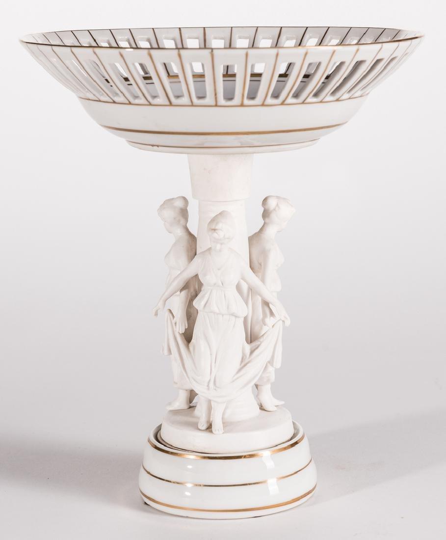 European Figural Centerpiece & Pr. Neoclassical - 4