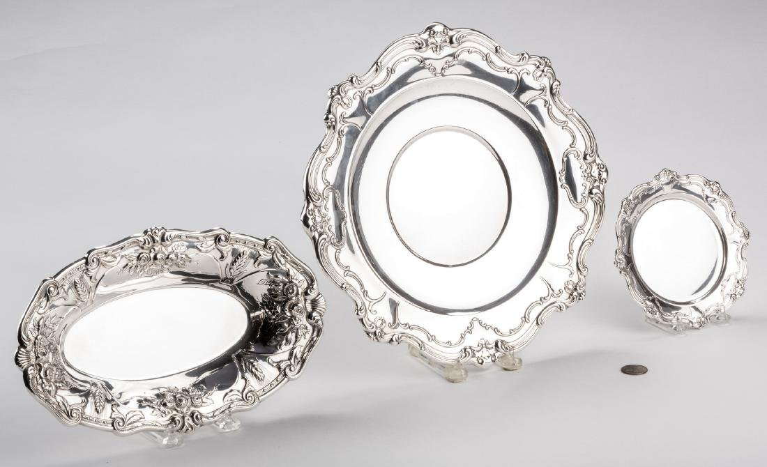 3 Sterling Hollowware Pieces