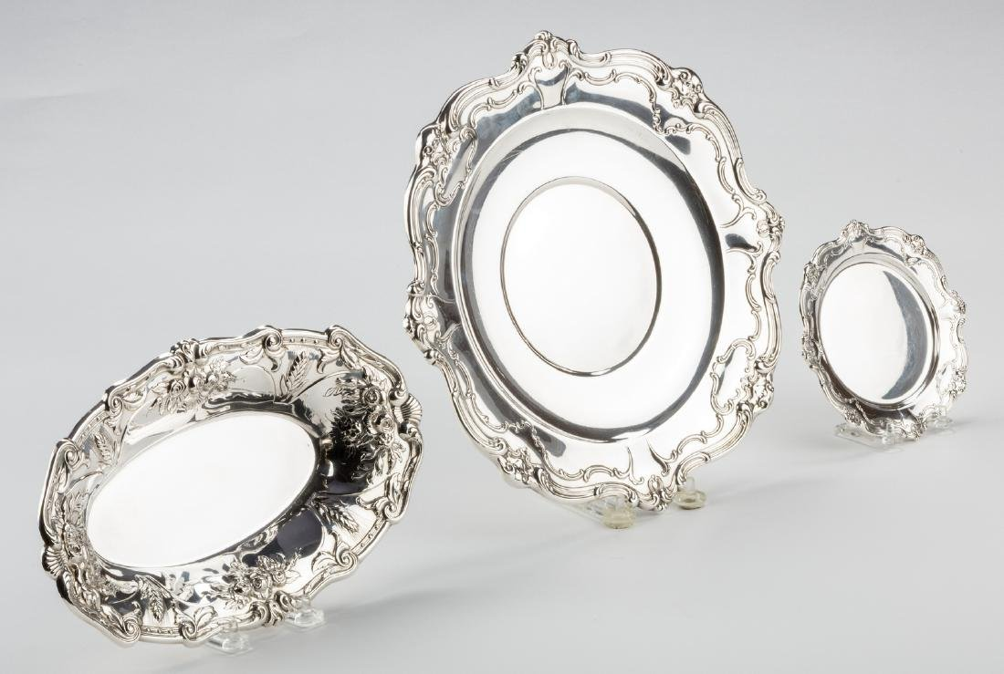 3 Sterling Hollowware Pieces - 2