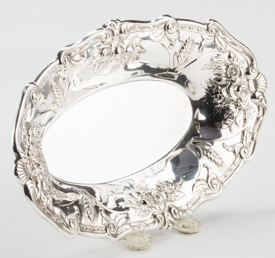 3 Sterling Hollowware Pieces - 4