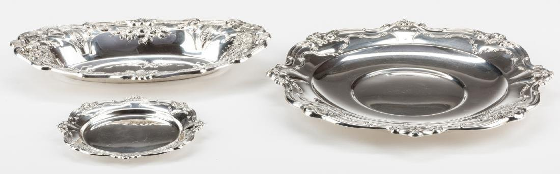 3 Sterling Hollowware Pieces - 5