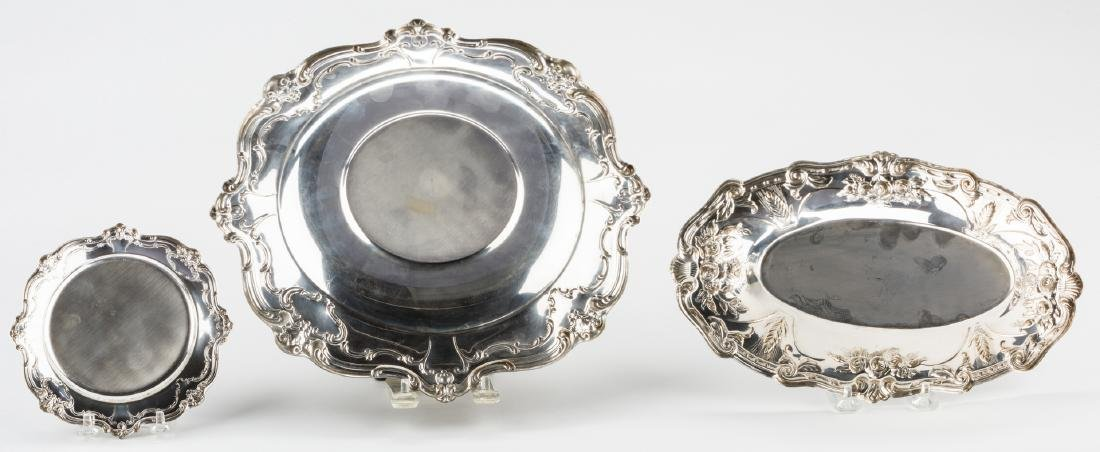3 Sterling Hollowware Pieces - 6