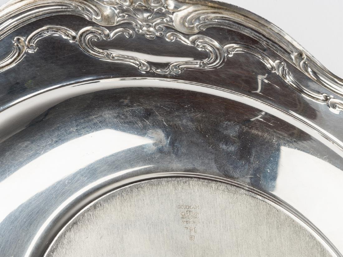 3 Sterling Hollowware Pieces - 8